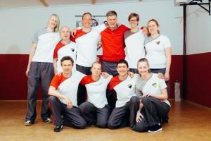 Gruppenbild Wing-Tsun-Schule Hannover